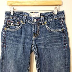 🦋3/$25 Bootcut Low Rise Women's Jeans Size 27